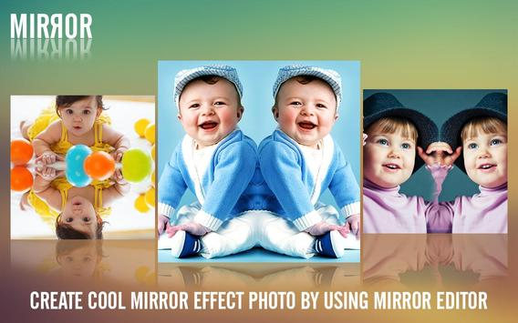 Mirror Editor - Photo Collage Maker Editor apk screenshot