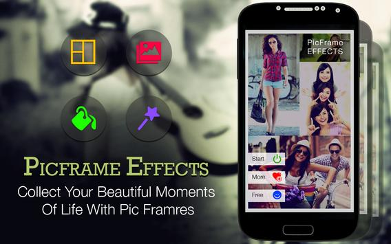 Pic Frame Effects poster