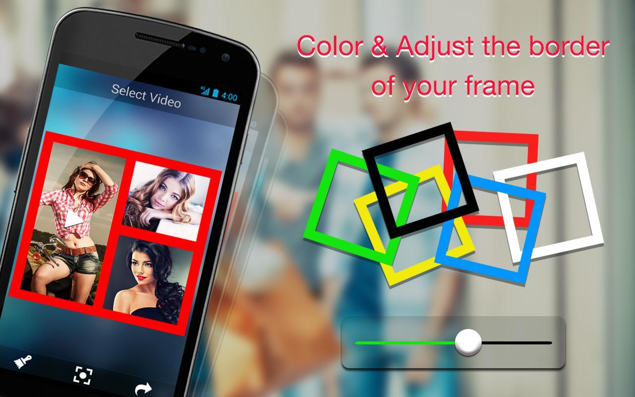 Video Collage Photo Video Collage Maker Editor For Android Apk Download