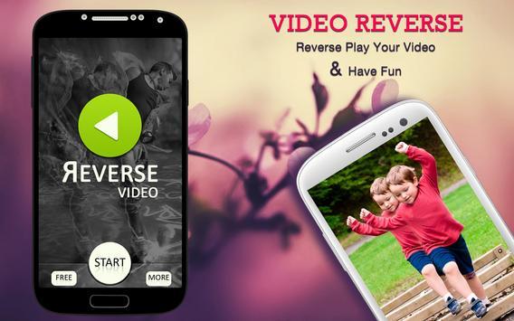 Video Reverse Video Editor poster