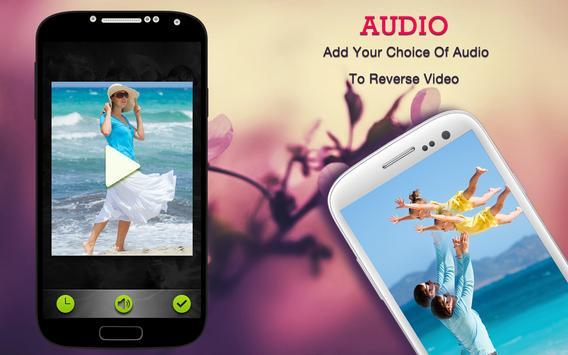 Video Reverse Video Editor apk screenshot