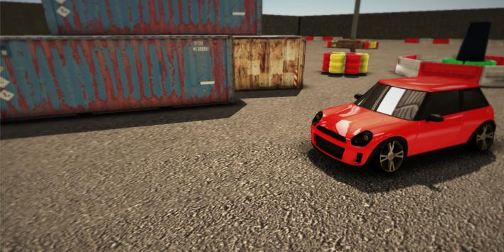 Golf MK1 & M3 E46 & Mini Drift screenshot 4