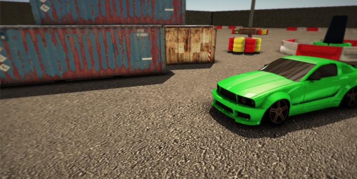 Golf MK1 & M3 E46 & Mini Drift screenshot 8
