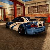 Need For Drift 3D أيقونة