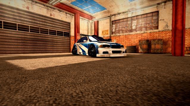 Need For Drift 3D تصوير الشاشة 5