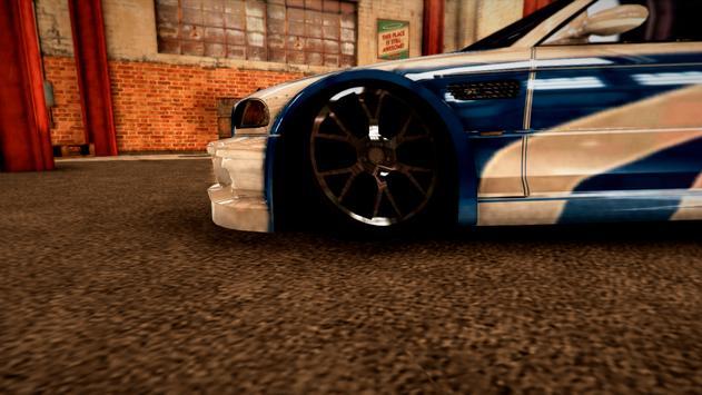Need For Drift 3D poster