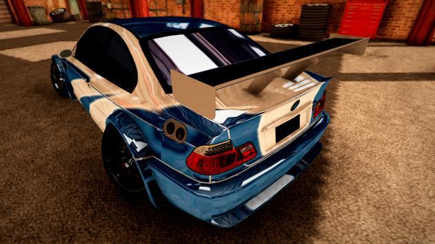 Need For Drift 3D تصوير الشاشة 10