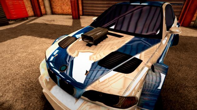 Need For Drift 3D تصوير الشاشة 23