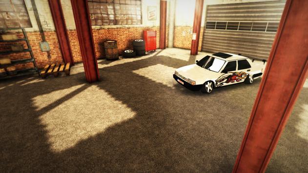 Drift & Modify Game 3D poster