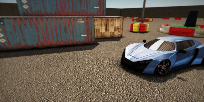 Super Lux Car Drift 3D apk screenshot