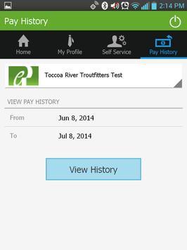 ePayroll Portal apk screenshot