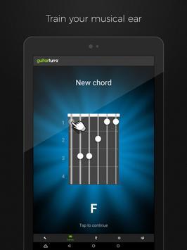 Guitar Tuner Free - GuitarTuna apk screenshot