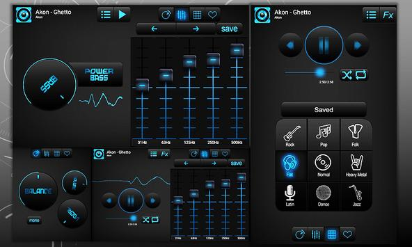 Bass Booster and Equalizer screenshot 1