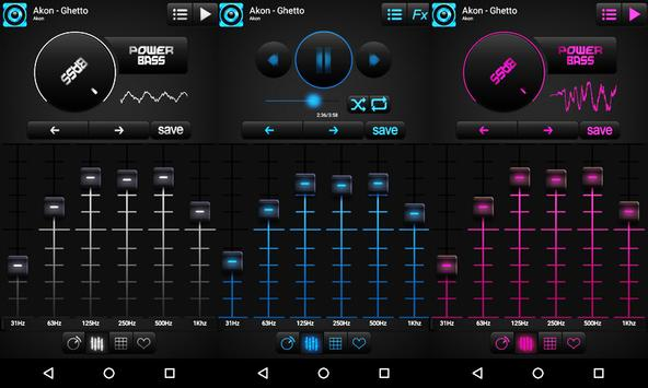 Bass Booster and Equalizer screenshot 2