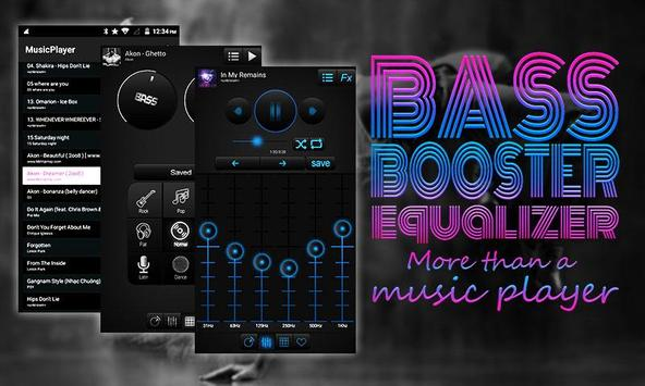 Bass Booster and Equalizer screenshot 3