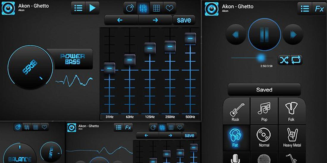 Bass Booster and Equalizer for Android - APK Download