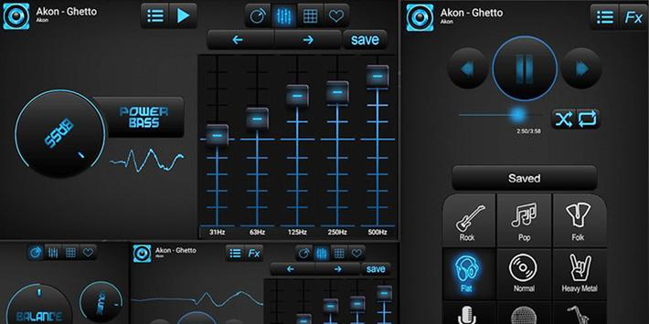 Bass Booster and Equalizer screenshot 9