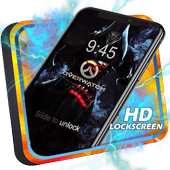 Lockscreen HD Overwatches icon