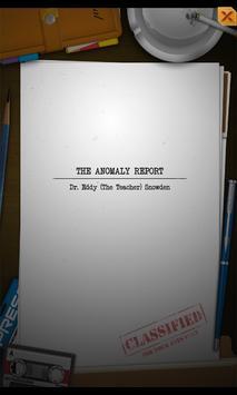 Anomaly Report - Holoradix apk screenshot