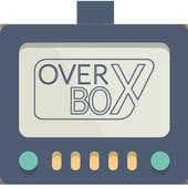 OverBox IPTV icono