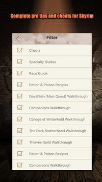Pro Cheats for Skyrim poster