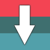 Colors Down icon