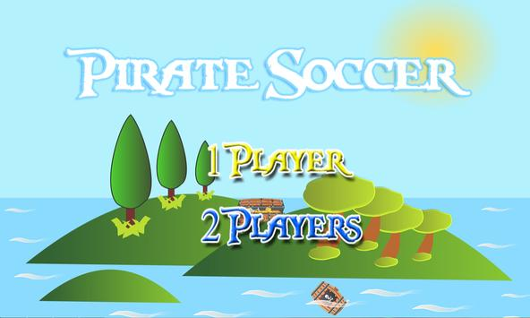Pirate Soccer - Free Touch apk screenshot