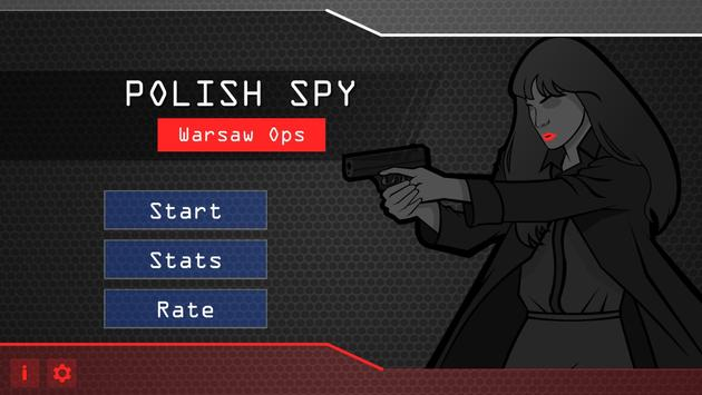 Polish Spy plakat