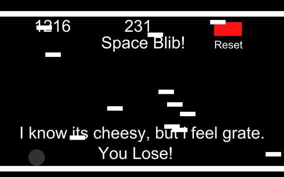 Space Blib! screenshot 2