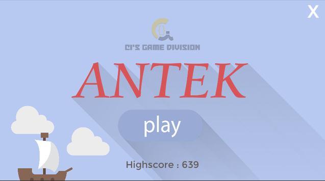 ANTEK poster