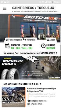 MOTO AXXE screenshot 2