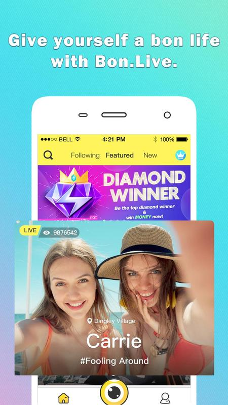 Bon Live For Android Apk Download