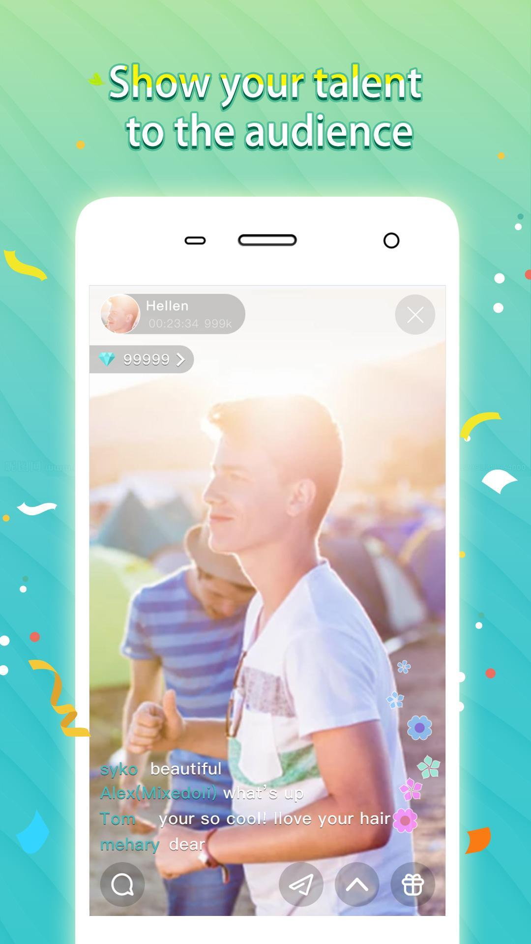 Kiki Live for Android - APK Download