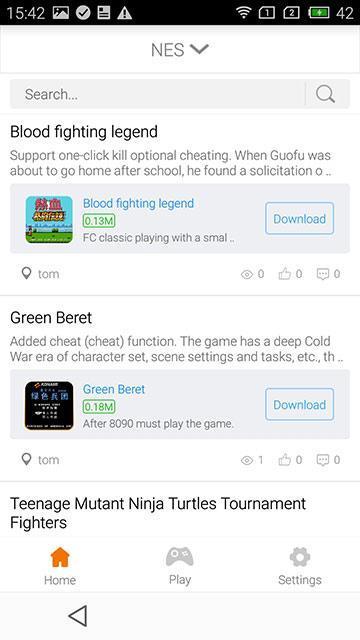 NES Emulator - NES Emu Classic Games Community for Android - APK