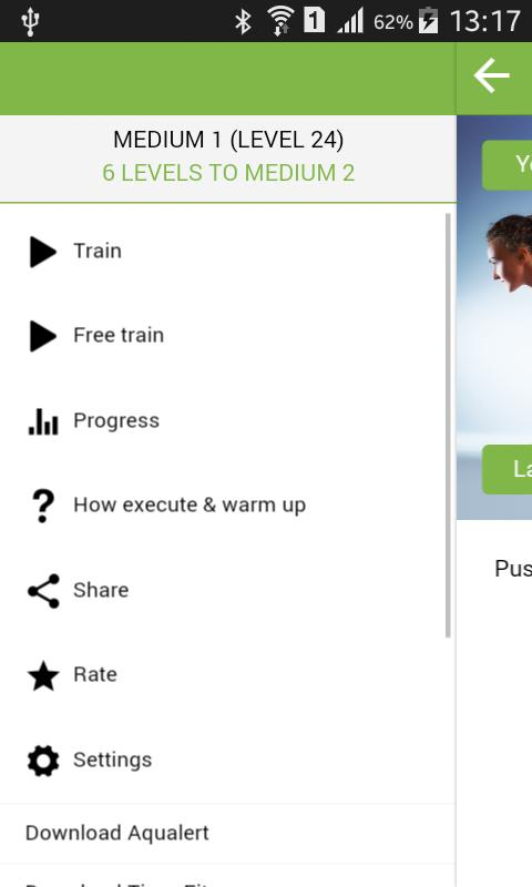Bodytastic:100 Push Up Workout for Android - APK Download