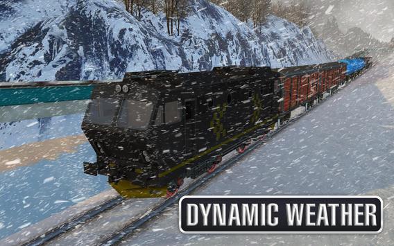 Train Driver 2018 تصوير الشاشة 12