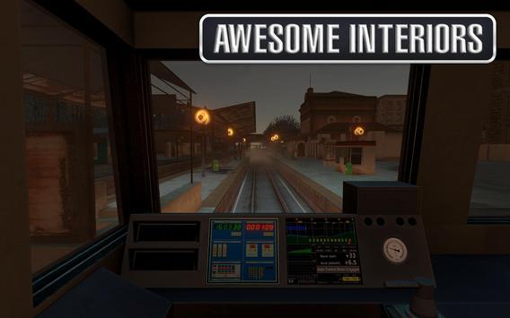 Train Driver 2018 تصوير الشاشة 13