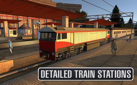Train Driver 2018 تصوير الشاشة 6