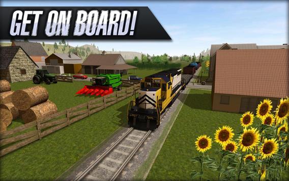 Train Driver 15 poster