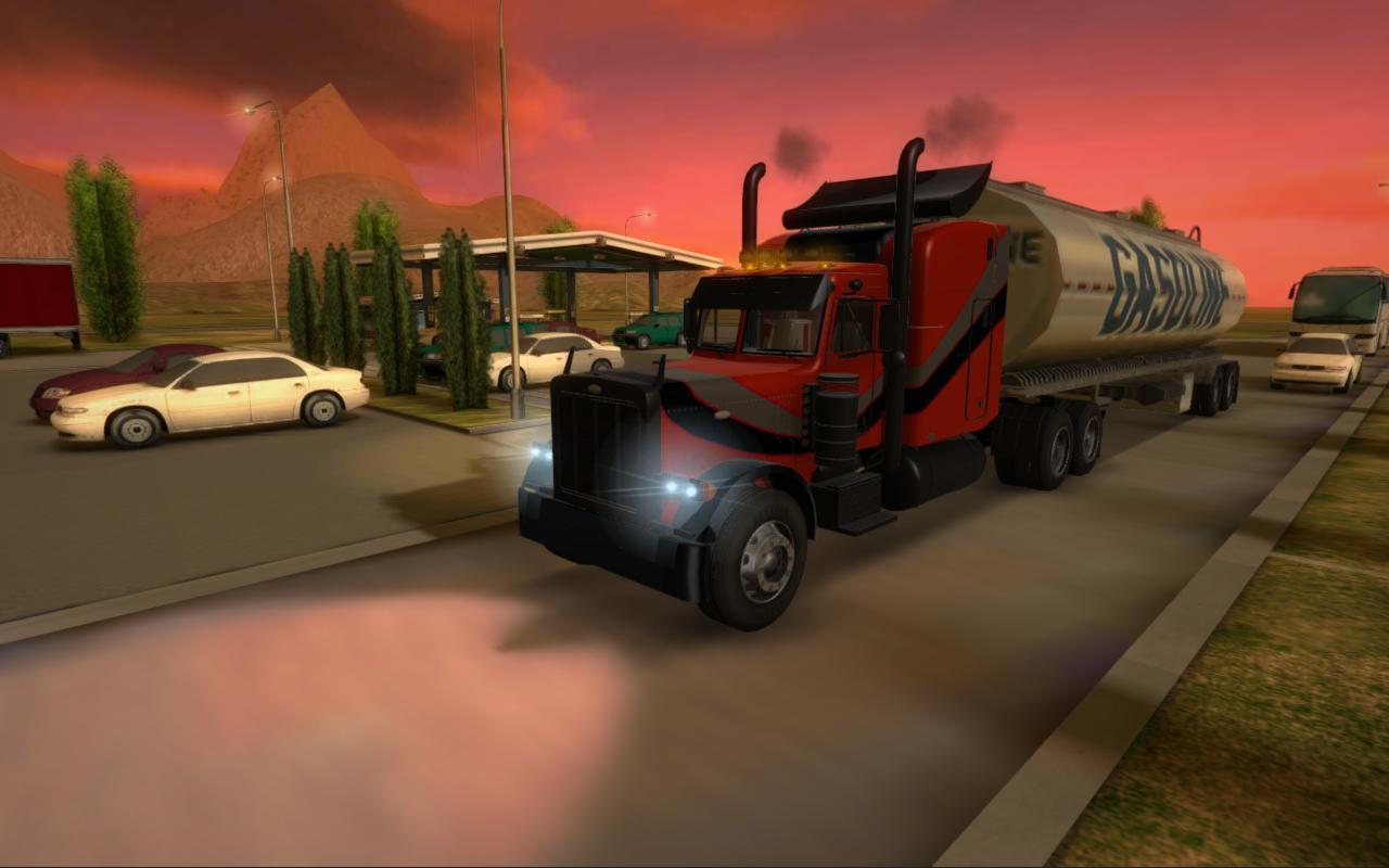 Truck Simulator 3D for Android - APK Download