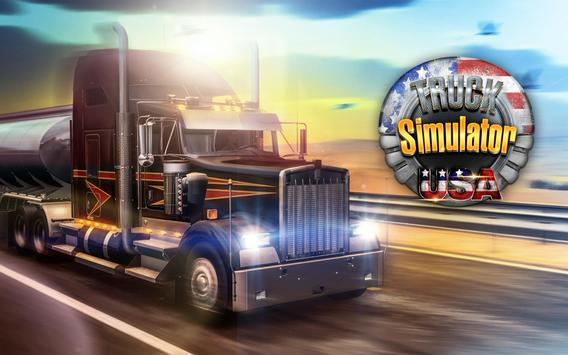 Truck Simulator USA 海报