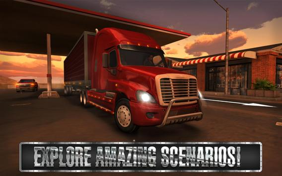 Truck Simulator USA 截图 13