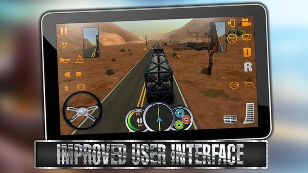 Truck Simulator USA screenshot 18