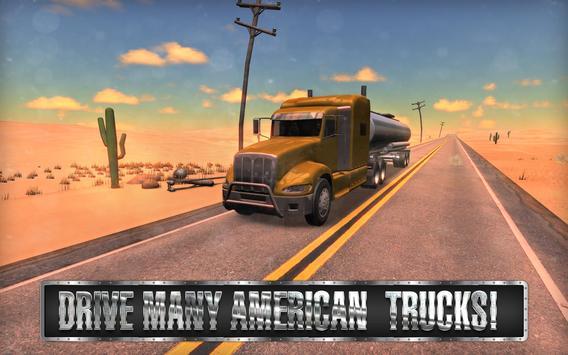 Truck Simulator USA screenshot 19