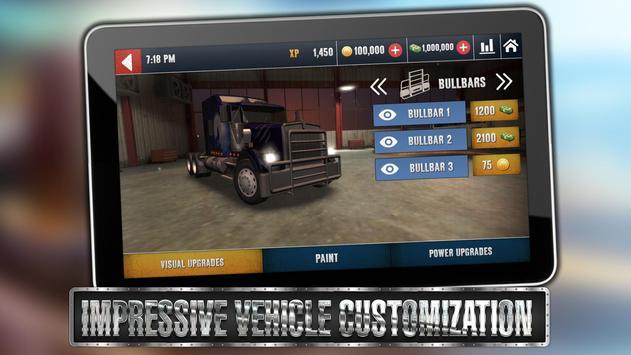 Truck Simulator USA screenshot 21
