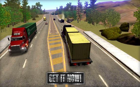 Truck Simulator USA screenshot 22