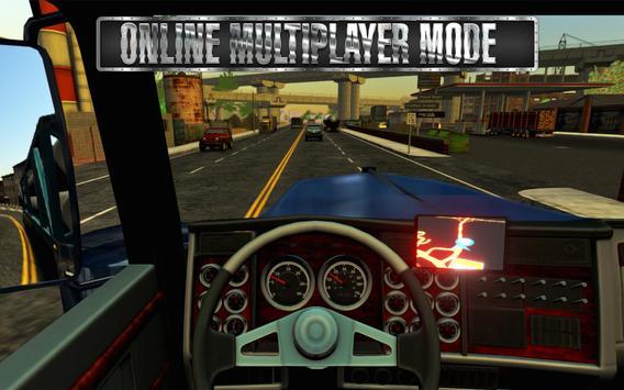 Truck Simulator USA apk screenshot