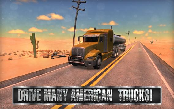 Truck Simulator USA 截图 4