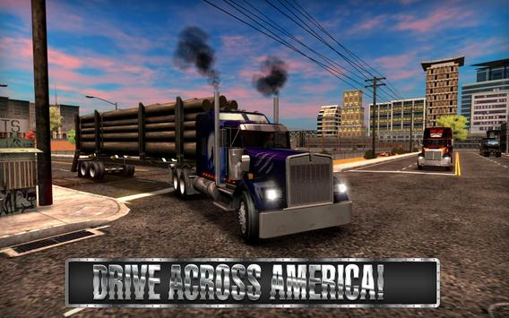 Truck Simulator USA 截图 9