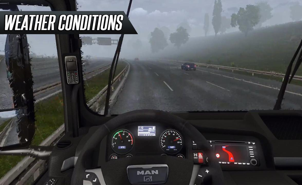 Euro Truck Driving 2018 for Android - APK Download